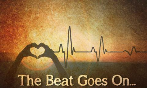 The Beat Goes On logo